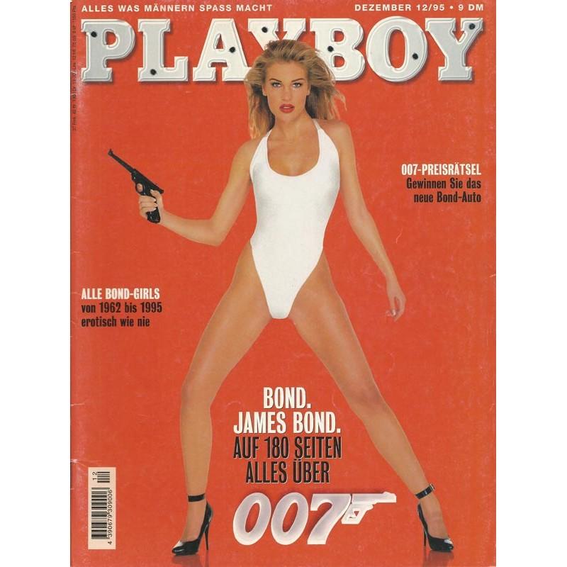 Playboy Nr.12 / Dezember 1995 - Miriam Conrad