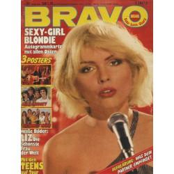 BRAVO Nr.20 / 10 Mai 1979 - Sexy Girl Blondie