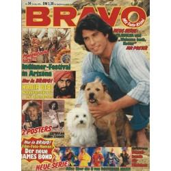 BRAVO Nr.34 / 16 August 1979 - John Travolta