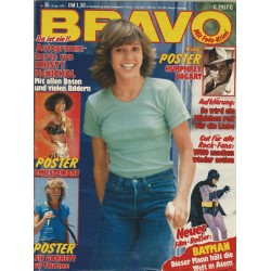 BRAVO Nr.36 / 30 August 1979 - Kristy McNichol