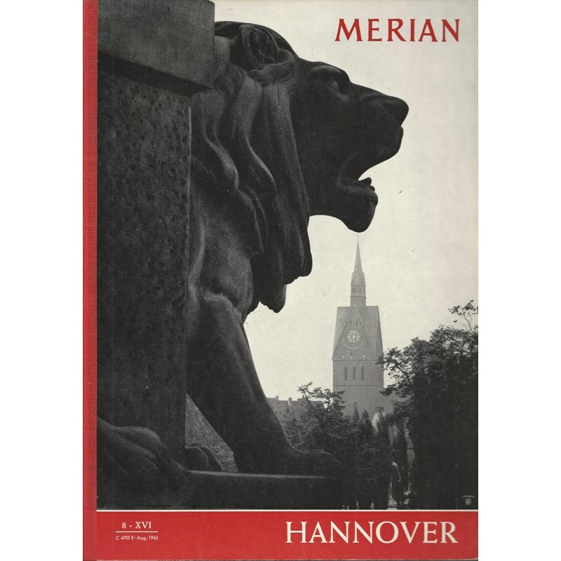 MERIAN Hannover 8/XVI August 1963