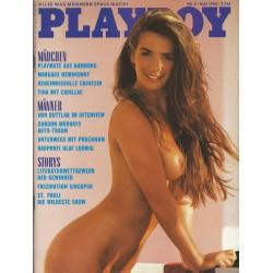 Playboy Nr.5 / Mai 1990 - Birgit Runge