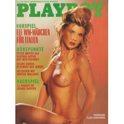 Playboy Nr.6 / Juni 1990 - Ellen Kendziorra