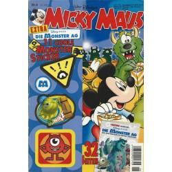 Micky Maus Nr. 6 / 31 Januar 2002 - Die Monster AG
