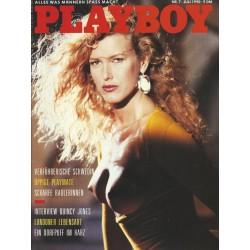 Playboy Nr.7 / Juli 1990 - Carrie Nygren