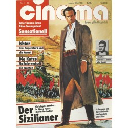 CINEMA 1/88 Januar 1988 - Der Sizilianer