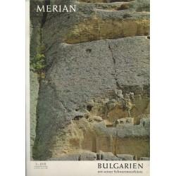 MERIAN Bulgarien 3/XVII März 1964