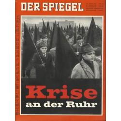 Der Spiegel Nr.26 / 20 Juni 1966 - Krise an der Ruhr