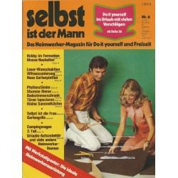 Selbst ist der Mann 6/76 Juni 1976 - Do it yourself