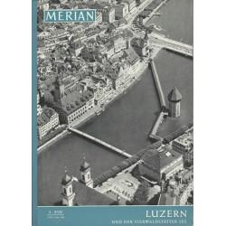 MERIAN Luzern 2/XVII Februar 1964