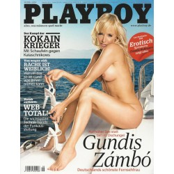 Playboy Nr.9 / September 2009 - Gundis Zambo