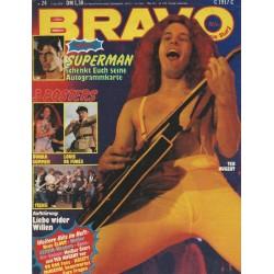 BRAVO Nr.24 / 7 Juni 1979 - Ted Nugent