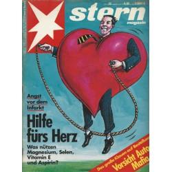 stern Heft Nr.22 / 21 Mai 1992 - Hilfe fürs Herz