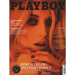 Playboy Nr.5 / Mai 2009 - Mimi Müller-Westernhagen
