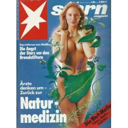 stern Heft Nr.46 / 11 November 1993 - Naturmedizin