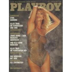 Playboy Nr.8 / August 1983...