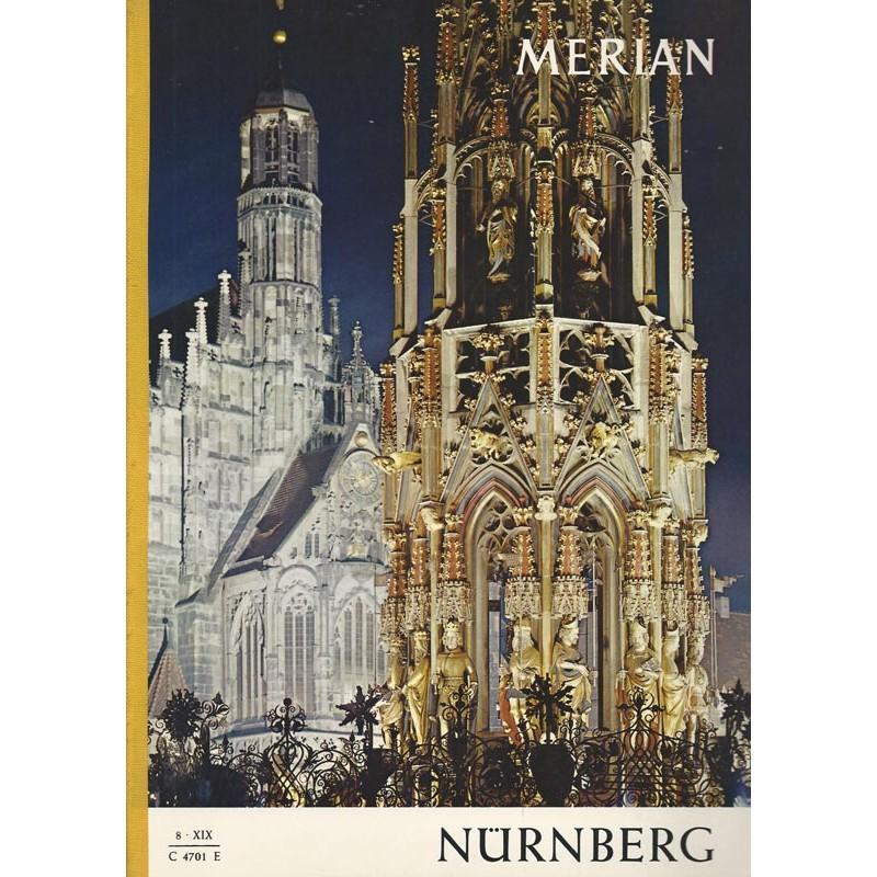 MERIAN Nürnberg 8/XIX August 1966