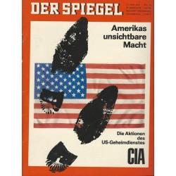 Der Spiegel Nr.22 / 23 Mai 1966 - Amerikas unsichtbare Macht
