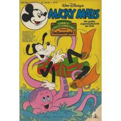 Micky Maus Nr. 29 / 18 Juli 1978 - Indianerspiel 3