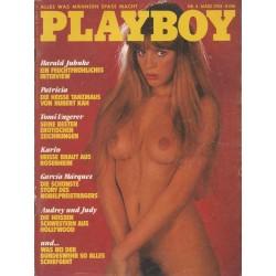 Playboy Nr.3 / März 1983 - Sonja Martin