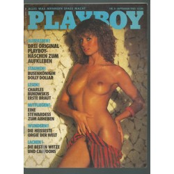 Playboy Nr.9 / September 1983 - Doris