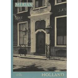 MERIAN Holland 2/XVI Februar 1963