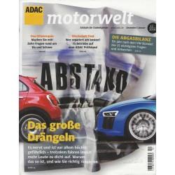 ADAC Motorwelt Heft.12 / Dezember 2016 - Das große Drängeln
