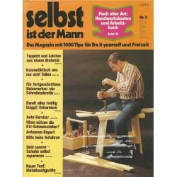 Selbst ist der Mann 2/76 Februar 1976 - Handwerkskasten & Arbeitsbank