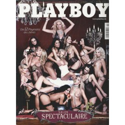 Playboy Nr.1 / Januar 2009 - Salon Spectaculaire