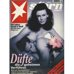 stern Heft Nr.17 / 21 April 1994 - Düfte