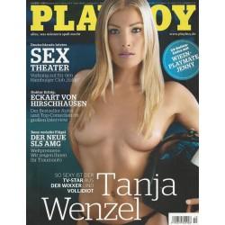 Playboy Nr.10 / Oktober 2009 - Tanja Wenzel
