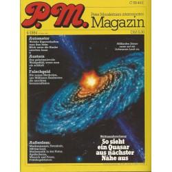 P.M. Ausgabe April 4/1984 - Weltraumforschung