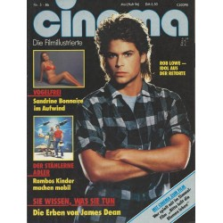 CINEMA 5/86 Mai 1986 - Rob...