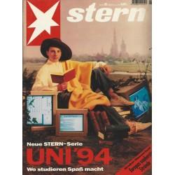 stern Heft Nr.26 / 23 Juni 1994 - Uni 1994