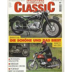 Motorrad Classic 5/99 - Sept/Okt 1999 - Die schöne und das Biest