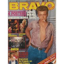 BRAVO Nr.11 / 8 März 1979 - James Dean und seine wilden Jahre