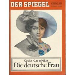 Der Spiegel Nr.52 / 19 Dezember 1966 - Die deutsche Frau