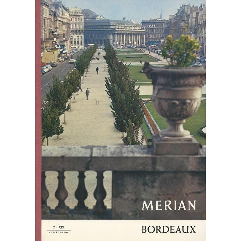 MERIAN Bordeaux 7/XIX Juli 1966