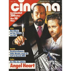 CINEMA 9/87 September 1987...