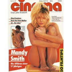 CINEMA 10/87 Oktober 1987 - Mandy Smith