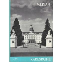 MERIAN Karlsruhe 2/XVIII Februar 1965