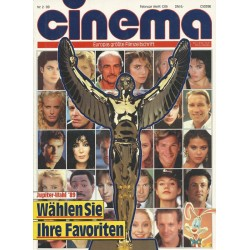 CINEMA 2/89 Februar 1989 - Jupiter Wahl 1989