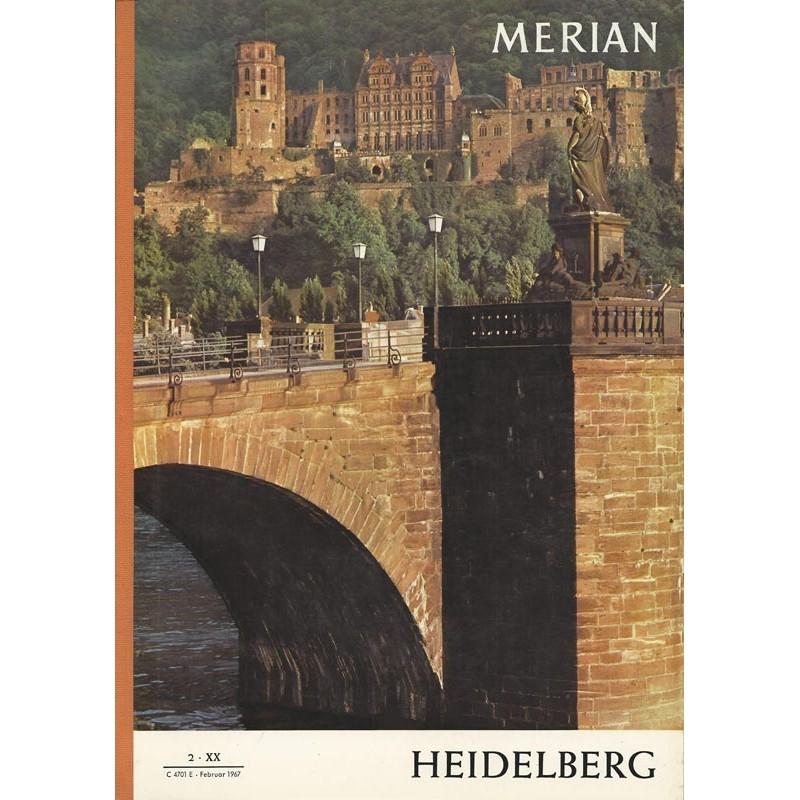 MERIAN Heidelberg 2/XX Februar 1967