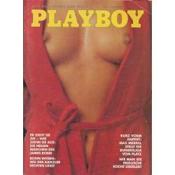 Playboy Nr.8 / August 1979 - Petra Ellen Rolf