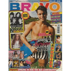 BRAVO Nr.40 / 28 September 1995 - caught in the act ELOY