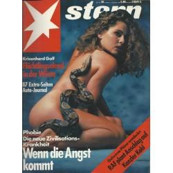 stern Heft Nr.24 / 13 September 1990 - Wenn die Angst kommt
