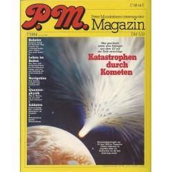 P.M. Ausgabe Juli 7/1984 - Katastrophen durch Kometen