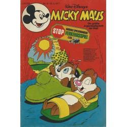 Micky Maus Nr. 13 / 26 März 1977 - Verkehrsspiel Teil.3