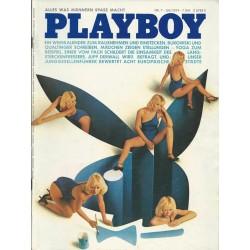 Playboy Nr.7 / Juli 1979 - Dorothy Mays