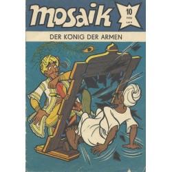 Mosaik Nr.10 / Oktober 1986 - Der König der Armen